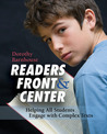 Readers Front and Center by Dorothy Barnhouse