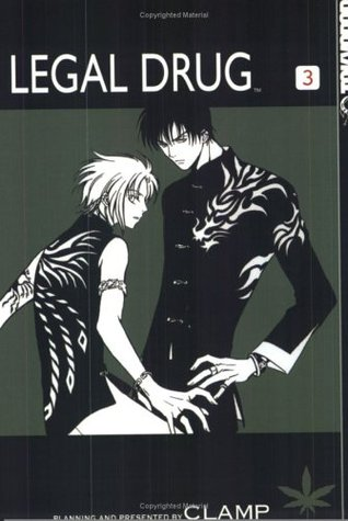 Legal Drug, Volume 03 by CLAMP