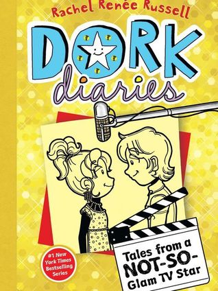 Dork Diaries Book 7: Tales from a Not-So-Glam TV Star (Dork Diaries, #7)