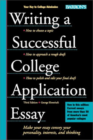 Essay writing service college admission a successful
