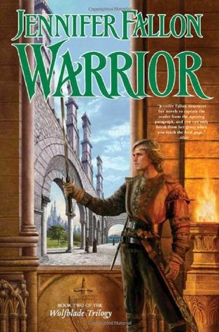 Warrior by Jennifer Fallon