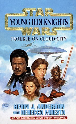 Trouble on Cloud City by Kevin J. Anderson