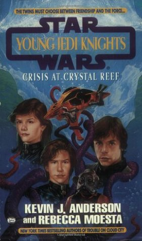 Crisis at Crystal Reef by Kevin J. Anderson