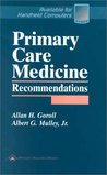 Primary Care Medicine: Recommendations