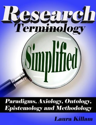 Research terminology simplified: Paradigms, axiology, ontology, epistemology and methodology
