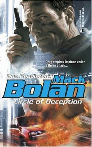 Circle of Deception (Super Bolan, #99)