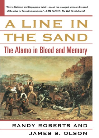A Line in the Sand by Randy W. Roberts