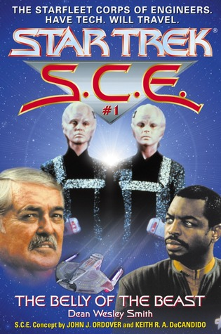 The Belly of the Beast (Star Trek SCE (ebooks) #1)