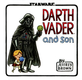 Darth Vader and Son by Jeffrey Brown