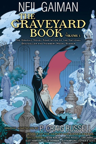 The Graveyard Book, Volume 1