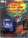 Greenberg's Guide to Star Trek Collectibles: A-E