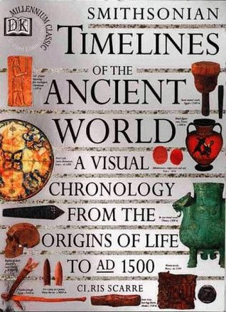 Smithsonian Timelines of the Ancient World by Christopher Scarre