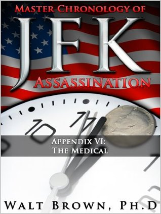Master Chronology of JFK Assassination Appendix VI: The Medical, In Their Own Words (Annotated)