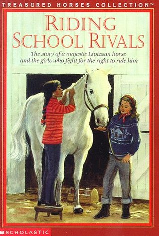Riding School Rivals (Treasured Horses Collection)