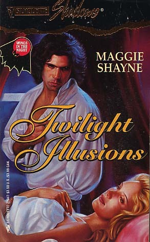 Twilight Illusions (Wings in the Night #3)