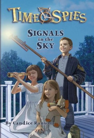 Signals in the Sky (Time Spies #5)