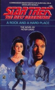 A Rock and a Hard Place by Peter David