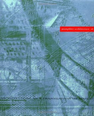 Architecture as a Translation of Music by Elizabeth Martin