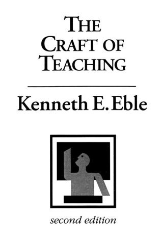 Craft Teaching Guide 2e P by Kenneth Eugene Eble