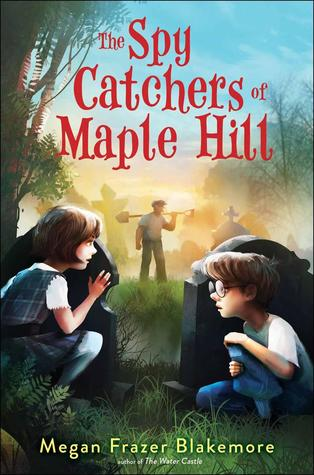 The Spy Catchers of Maple Hill eSampler