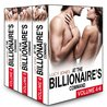 Boxed Set: At the Billionaire's Command - Vol. 4-6