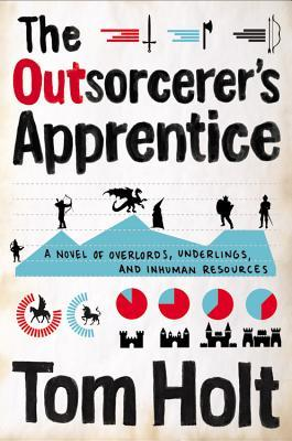 The Outsorcerer's Apprentice (YouSpace, #3)