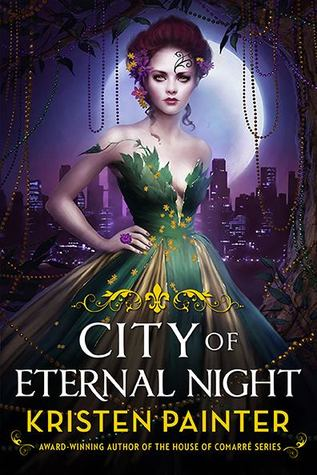 City of Eternal Night (Crescent City, #2)