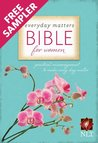 Everyday Matters Bible for Women Promotional Booklet