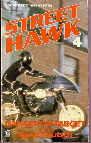 Danger On Target (Street Hawk #4)