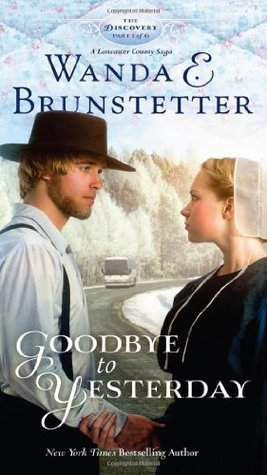 Goodbye to Yesterday (Discovery, #1)