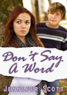 Don't Say A Word (Hot and Cold Series)