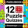 Puzzlebook: 12 Christmas Puzzle Quizzes (color and interactive!)