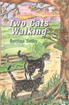 Two Cats Walking