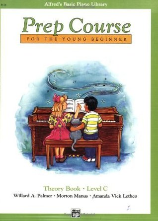 Alfred's Basic Piano Prep Course for the Young Beginner: Theory Book, Level C (Alfred's Basic Piano Library)