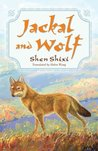 Jackal and Wolf by Shen Shixi