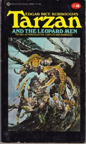 Tarzan and the Leopard Men (Tarzan, #18)
