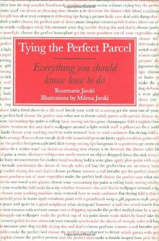 Tying the Perfect Parcel by Rosemarie Jarski
