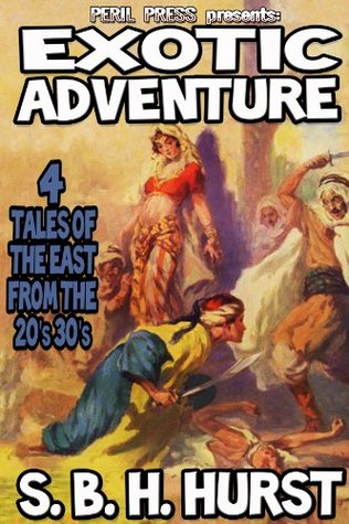 Exotic Adventures - 4 Tales of the East [Illustrated]