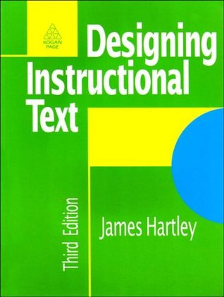 Designing Instructional Text