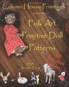 Folk Art Primitive Doll Patterns: 20 Primitive Black Doll and Art Doll Patterns: 1