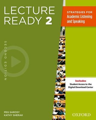 Lecture Ready Student Book 2, Second Edition