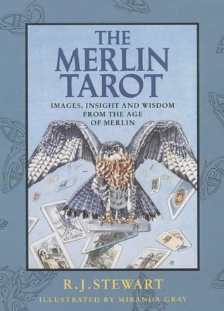 The Merlin Tarot (Book and Cards)