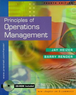 [PDF] Operations Management By Jay Heizer, Barry Render Free Download