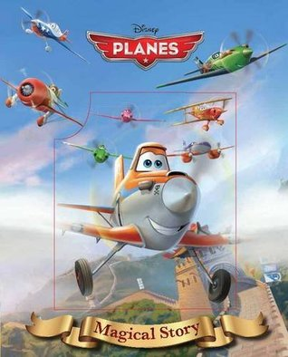 Planes: Magical story [with Lenticular]