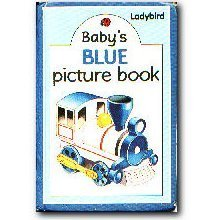 Babys Blue Picture Book