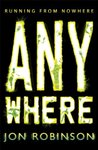 Anywhere (Nowhere, #2)