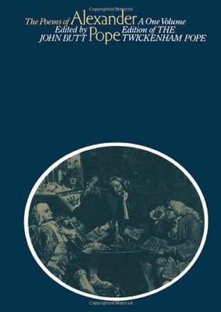 The Poems of Alexander Pope by Alexander Pope