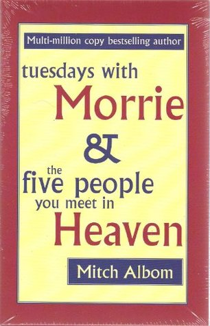mitch albom the five people you meet in heaven pdf