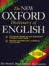 The New Oxford Dictionary of English by Oxford University Press