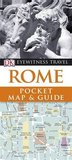 Rome Pocket Map and Guide (DK Eyewitness)